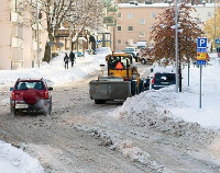 Local Business Snow Plowing Syracuse NY in Syracuse
